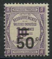 France (1926) Taxe N 51 (Luxe) - Taxes