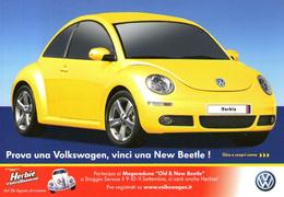 B 850 Trasporti, Sport, Automobili, Automobilismo, Promocard, Volkswagen - Passenger Cars