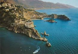 Italy Taormina The Cape Taormina Isola Bella ans Cap S Andrea Fr