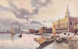 Italy Venezia Riva degli Schiavoni