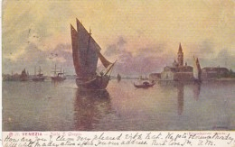 Italy Venezia Isola San Giorgio 1925