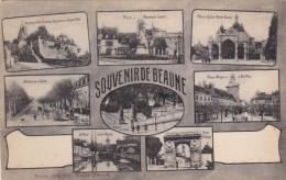 France Souvenier De Beaune Multi View 1919 - Beaune