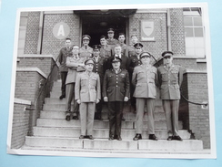 Militairen ( Lotje Van 4 Stuks / Zie Beschrijving ) Anno 19?? ( Zie Foto Voor Details ) !! - Militaria