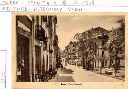 AP 338  NUORO - FP VIAGGIATA 18.1.1943 EDIT. ALTEROCCA TERNI - Nuoro
