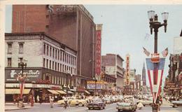 ETATS UNIS. NEW YORK. BUFFALO. VIEW OF MAIN STREET. ANNÉE 1970 - Buffalo