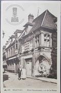 OLD POSTCARD - CP - 243 BEAUVAIS - HOTEL RENAISSANCE - RUE DE LA FRETTE - CARTE POSTALE - UNCIRCULATED UNPOSTED - Beauvais