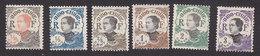 Indo-China, Scott #94-96, 98-100, Mint Hinged, Women Of Indo-China, Issued 1922 - Indochina (1889-1945)
