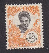 Indo-China, Scott #110, Mint Hinged, Women Of Indo-China, Issued 1922 - Indochina (1889-1945)