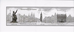 Blaadje Tournai - Black-and-white Panes