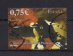 ESPAÑA 2002 - EDIFIL Nº 3943 G USADO - 2001-10 Gebraucht
