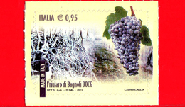 Nuovo - MNH - ITALIA - 2015 - Made In Italy: Vini DOCG - Friularo Di Bagnoli (Veneto) - 0,95 € - 1946-.. République