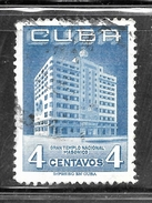 Cuba 1956 SC# 558 - Used Stamps