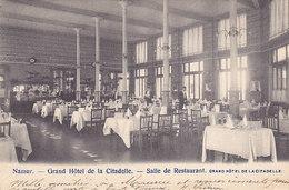 Namur- Grand Hôtel De La Citadelle - Salle De Restaurant (animée) - Namur