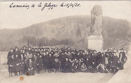 Gileppe (Barrage) - Carte Photo Top Animation 1921 - Gileppe (Barrage)