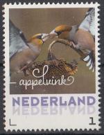 Nederland - September 2017 - Herfstvogels - Appelvink - Vogels/birds/vögel/oiseaux - MNH - Zangvogels