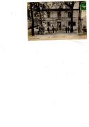 LUNAS 34 1911 La Mairie Avec Animétion Et Voiture époque - Autres Communes