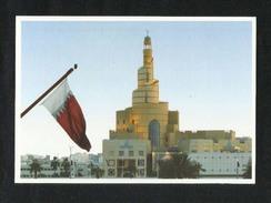 Qatar Picture Postcard Islamic Cultural Centre View Card - Qatar