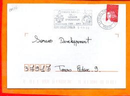 MARNE, Reims, Flamme SCOTEM N° 18934, Bicentenaire De L'ordre National De La Légion D'Honneur - Oblitérations Mécaniques (flammes)