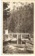 CP Eupen - Le Barrage - Entrée De La Gelzbach Dans Le Lac - 1951 - Eupen