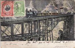 Ferro Carril Central Del Peru - Viaducto De Verrugas - Peru