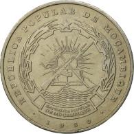 Mozambique, 20 Meticais, 1980, SPL+, Copper-nickel, KM:103 - Mozambique
