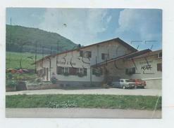 """Asuel (Suisse, Jura) : Hôtel Restaurant """"Relais D'Ajoie"""" La Malcôte En 1980 GF . - JU Jura"""