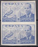 1940  Edifil Nº 944s   / ** / - 1931-Hoy: 2ª República - ... Juan Carlos I