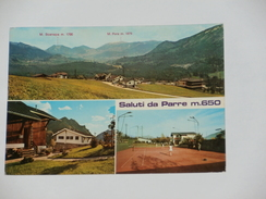 BERGAMO - Saluti Da Parre - Tre Vedute - 1973 - Bergamo