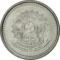 Brésil, 20 Centavos, 1987, FDC, Stainless Steel, KM:603 - Brésil