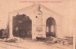 Seraing Cockerill Atelier Des Tours à Cylindres (aciéries) - Seraing