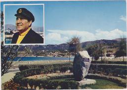 Haute Corse,ile Rousse Et Sa Plage Au Sable D´or,prés Calvi,SQUARE TINO ROSSI - Calvi