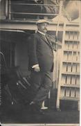 J. TOMMARUMMO A BODO TOMASO DI SAVOIA 5 LUGLIO 1919 CPA VOYAGEE A FRANCESCO LA PIETRA BUENOS AIRES L'ARGENTINE - Steamers