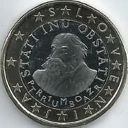 Slovenie 2017     1 Euro   UNC Uit De BU  UNC Du Coffret  !! Zeer Zeldzaam - Extréme Rare !! - Eslovenia