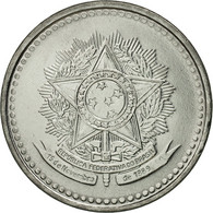 Brésil, 50 Centavos, 1988, FDC, Stainless Steel, KM:604 - Brésil