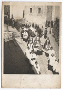 Foto D'epoca - Funerale Militare - Processione.. - Illustratori & Fotografie