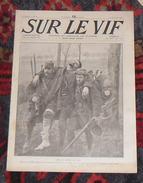 WW1 Journal Sur Le Vif Du 30 Janvier 1915 - Kranten