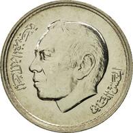 Maroc, Al-Hassan II, 50 Santimat, 1974, FDC, Copper-nickel, KM:62 - Maroc