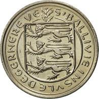 Guernsey, Elizabeth II, 5 Pence, 1979, Heaton, SPL, Copper-nickel, KM:29 - Guernesey