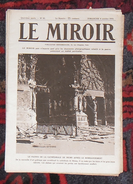 WW1 Journal Le Miroir Du Dimanche 4 Octobre 1914 - Kranten