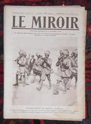 WW1 Journal Le Miroir Des Dimanches 11 Et 18 Octobre 1914 - Kranten
