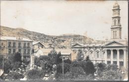 INCONNU CPA PLATZ PLAZA CIRCA 1915 VOYAGEE VOIR SCANS LUGAR DESCONOCIDO - Postkaarten