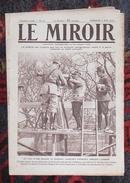 WW1 Journal Le Miroir Du Dimanche 4 Avril 1915 - Kranten