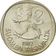 Finlande, Markka, 1982, FDC, Copper-nickel, KM:49a - Finlande