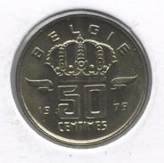 50 Cent 1979 Frans * BOUDEWIJN * F D C * - 03. 50 Centiem