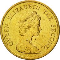 Hong Kong, Elizabeth II, 10 Cents, 1982, FDC, Nickel-brass, KM:49 - Hong Kong
