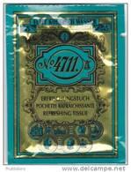 Kölnisch Wasser 4711 Refreshing Tissue - Pochette Rafraichissante - Erfrischungstuch - Parfums & Beauté