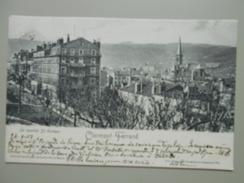 PUY DE DOME CLERMONT FERRAND LE QUARTIER SAINT EUTROPE - Clermont Ferrand