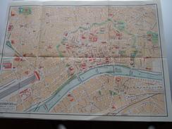 FRANKFURT A.M. - 1:10000 ( Uitg. Rahtgens ) Formaat +/- 28 X 38 Cm (  Zie Details Op Foto ) Uitgave Uit Boek Richters ! - Cartes