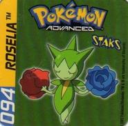 Magnets Magnet Pokemon 94 Roselia - Unclassified