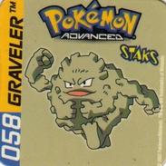 Magnets Magnet Pokemon 58 Graveler - Unclassified